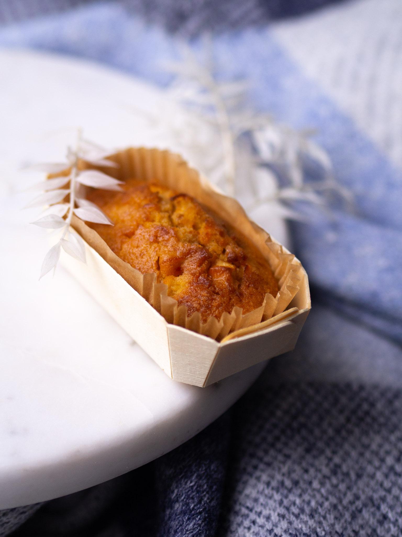 Rübli Apfel Kuchen- 100 Gramm