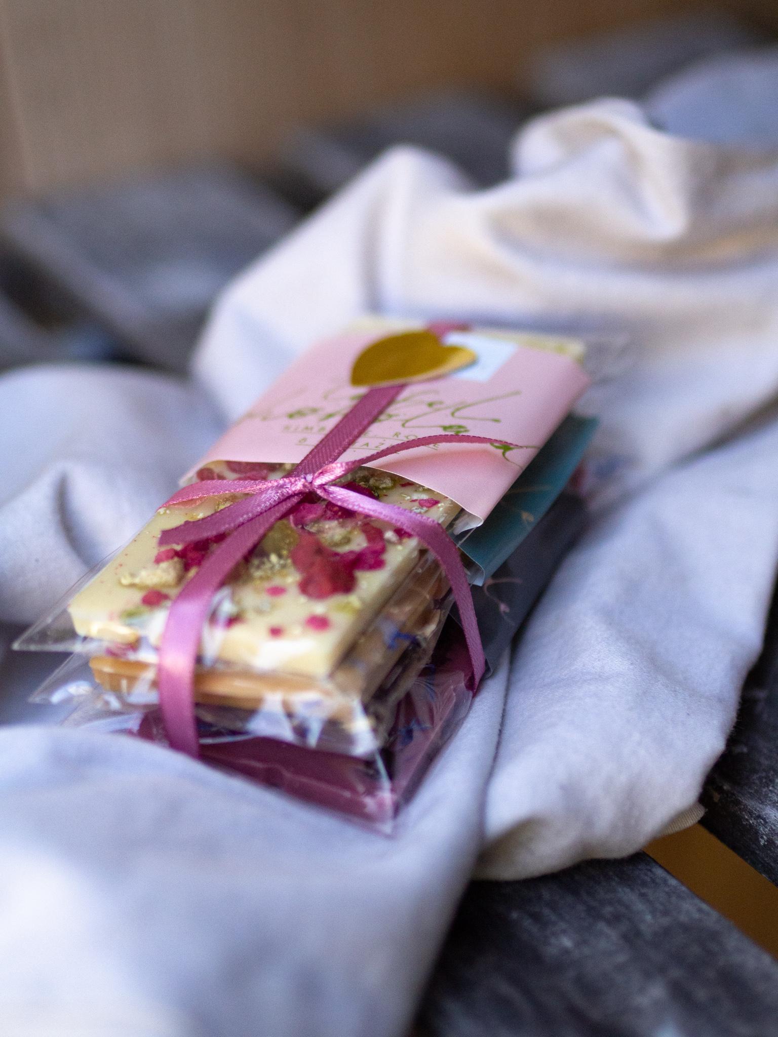3er Bundle SchokoladenTafel