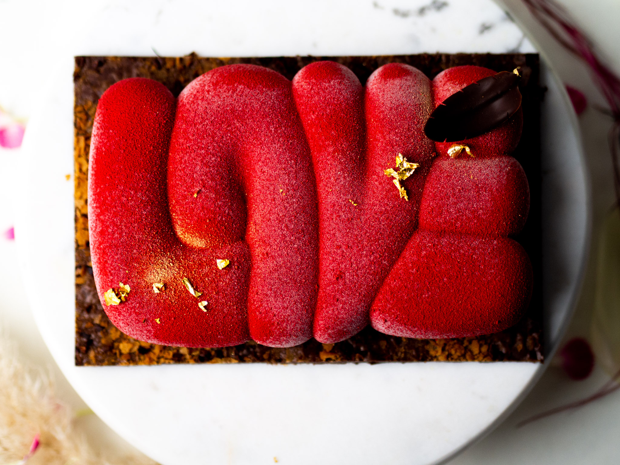 LOVE - Torte /  kein Versand // LAST MINUTE BESTELLUNG