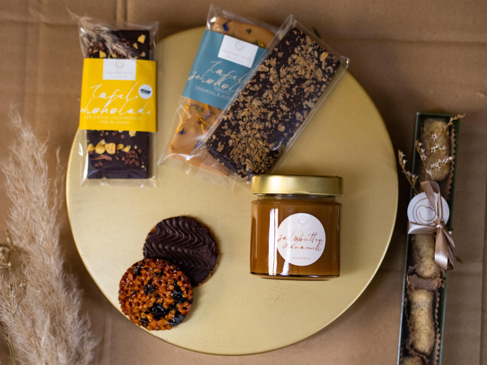 SOULFOOD Produktset // schokoladig-karamellig SMALL